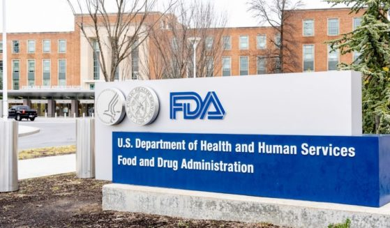 The Food and Drug Administration's headquarters in Washington, D.C., is seen Jan. 13, 2020.