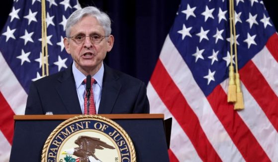 U.S. Attorney General Merrick Garland speaks during an event at the Justice Department on June 15, 2021 in Washington, D.C.