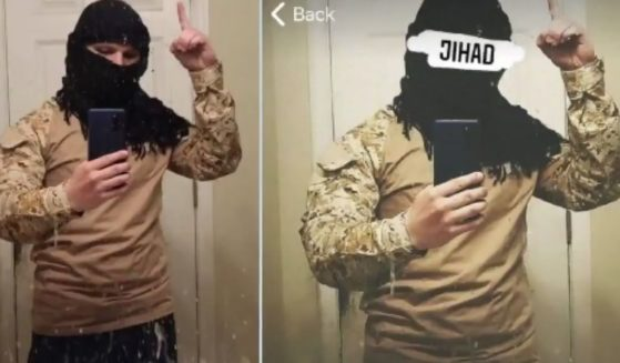 Elvin Hunter Bgorn Williams, of Seattle, Washington, was arrested for alleged efforts to join ISIS.