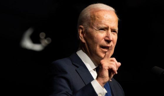 President Joe Biden speaks at a rally during commemorations of the 100th anniversary of the Tulsa Race Massacre on June 1, 2021, in Tulsa, Oklahoma.