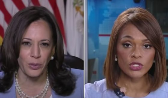 Vice President Kamala Harris, who found questions about America's southern border a laughing matter during her recent trip to Mexico and Guatemala, found nothing to laugh at when pressed in a recent interview about when she will visit the border.