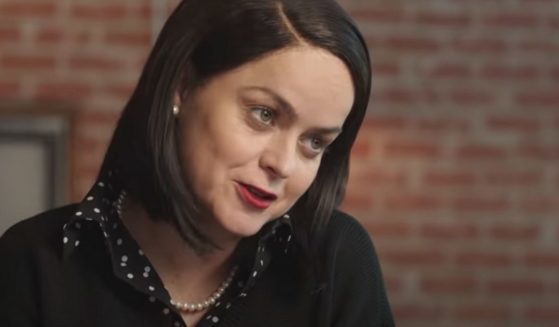 """Taryn Manning portrays the titular """"Karen"""" in the forthcoming film."""