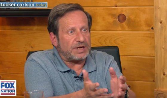 """Physicist Steven Koonin speaks on Fox Nation's """"Tucker Carlson Today."""""""