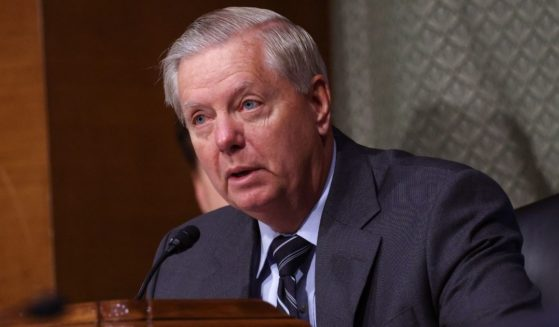 Republican Sen. Lindsey Graham speaks during a Senate Appropriations Subcommittee hearing on Tuesday in Washington, D.C.