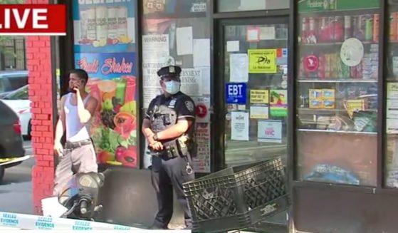 An incident in which an off-duty police officer was attacked took place at the intersection of Bryant Ave and Lafayette Ave in the Bronx, New York.