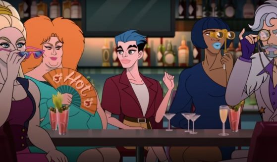 Netflix has debuted the trailer for a new adult cartoon show that features a mostly LGBT cast of characters, managing to offend thousands of people who viewed it on YouTube.