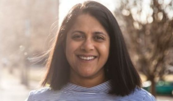 Author Saira Rao.