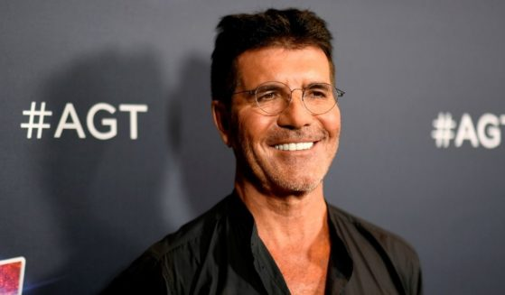 """Simon Cowell attends """"America's Got Talent"""" Season 14 Live Show Red Carpet at Dolby Theatre on Sept. 17, 2019, in Hollywood, California."""