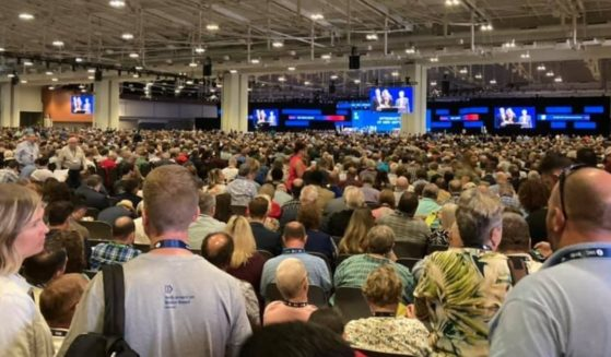 Delegates at the Southern Baptist Convention struck down a proposal that would have explicitly rejected critical race theory.