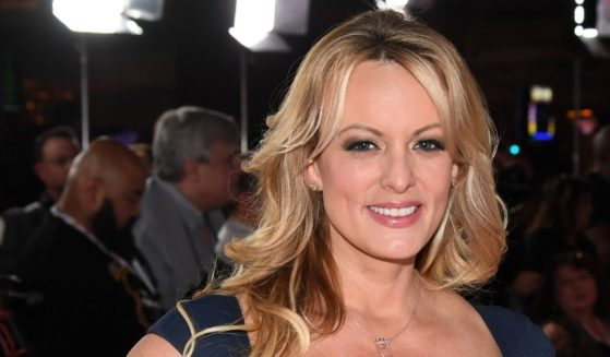 Adult film actress/director Stormy Daniels attends the 2019 Adult Video News Awards at The Joint inside the Hard Rock Hotel & Casino on Jan. 26, 2019, in Las Vegas, Nevada.