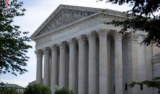 The Supreme Court is pictured on Tuesday in Washington, D.C.