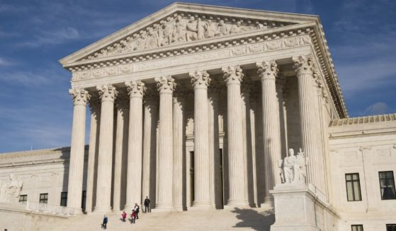 The U.S. Supreme Court is seen in Washington, D.C., on Jan. 31, 2017.
