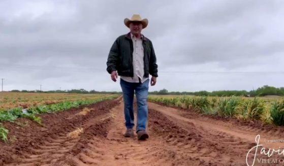 Javier Villalobos recently won a June 5 runoff election become the mayor of McAllen, Texas.