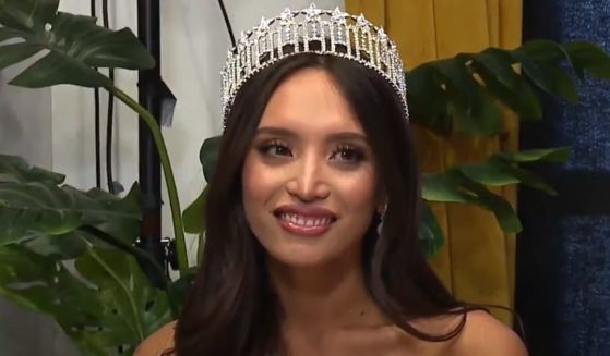 Kataluna Enriquez, a man who identifies as a woman, was crowned Miss Nevada USA on Sunday.