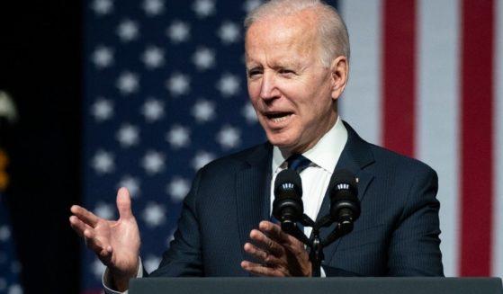 President Joe Biden, pictured Tuesday in Tulsa, Oklahoma.
