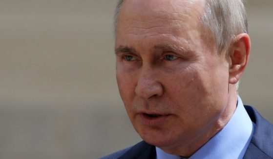 Russian President Vladimir Putin is pictured in a June5 file photo.