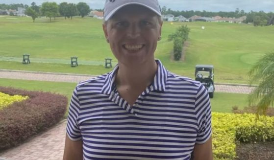Transgender golfer Hailey Davidson, who formerly competed as a man, won a National Women's Golf Association mini-tour event in Florida in May 2021.