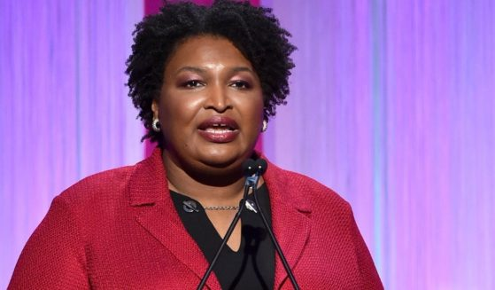 Former Georgia candidate for governor Stacey Abrams, pictured in a 2019 file photo.