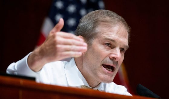 Ohio Republican Representative Jim Jordan speaks during the House Judiciary Committee hearing on Policing Practices and Law Enforcement Accountability at the U.S. Capitol on June 10, 2020, in Washington, D.C.