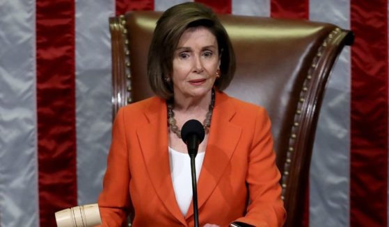 Speaker of the House Nancy Pelosi gavels the close of a vote by the U.S. House of Representatives on Oct. 31, 2019, in Washington, D.C.