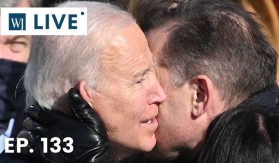 The Hunter Biden scandals just keep coming.