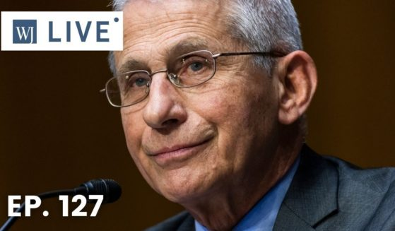 Dr. Anthony Fauci, director of the National Institute of Allergy and Infectious Diseases at the National Institutes of Health, answers a question during a Senate Health, Education, Labor and Pensions hearing in the Dirksen Senate Office Building on May 11, 2021, in Washington, D.C.