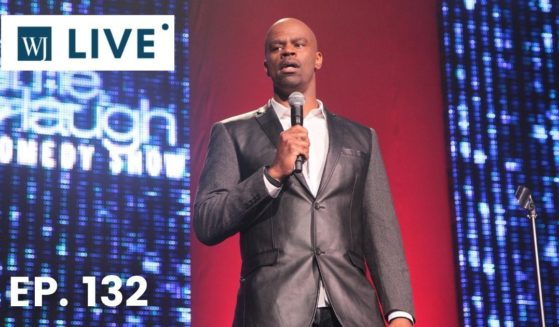 """Michael Jr. performs at Megafest 2017 - """"A Time To Laugh"""" Comedy Show at the Kay Bailey Convention Center on June 30, 2017 in Dallas, Texas."""
