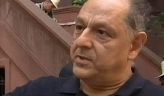 Joseph Bolanos pictured in an interview from August 2012.