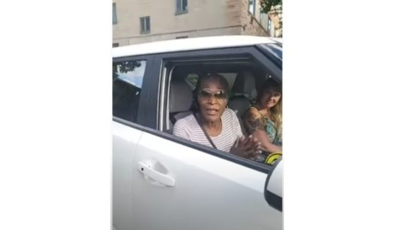 Activists livestreamed themselves mobbing the car of Minneapolis City Council Vice President Andrea Jenkins and refusing to let him go until he signed a set of demands.