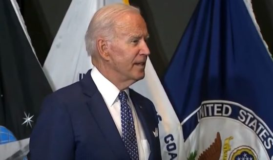President Joe Biden insults unvaccinated Americans during a speech to the staff at the Office of the Director of National Intelligence on Tuesday.