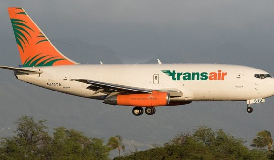 A Boeing 737-200 cargo plane was forced to make an emergency water landing off the coast of Hawaii on Friday.
