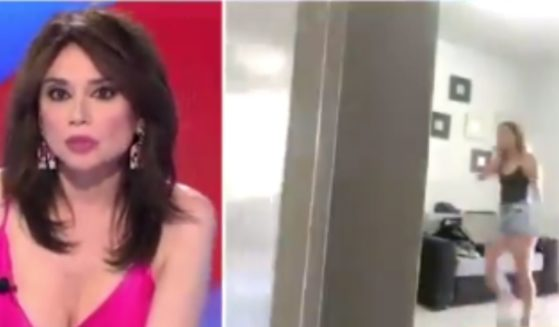 State security forces loyal to Cuba's communist government arrested an independent journalist on Tuesday as she was live on television speaking with a news network about the country's crackdown on anti-government protesters.