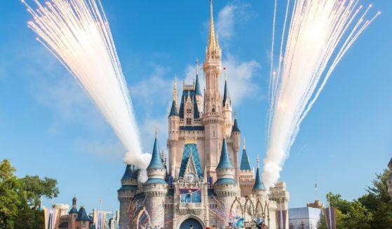 Walt Disney World Resort marked its 45th anniversary on Oct. 1, 2016, in Lake Buena Vista, Florida.