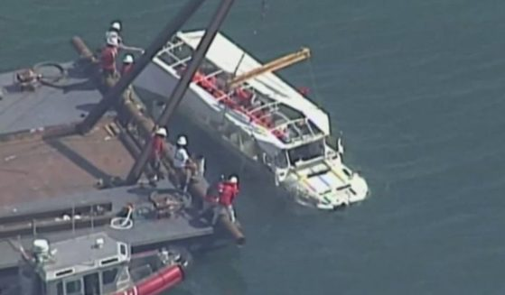 Three men face a total of 63 charges among them in connection with the 2018 sinking of a tourist boat in which 17 people died.