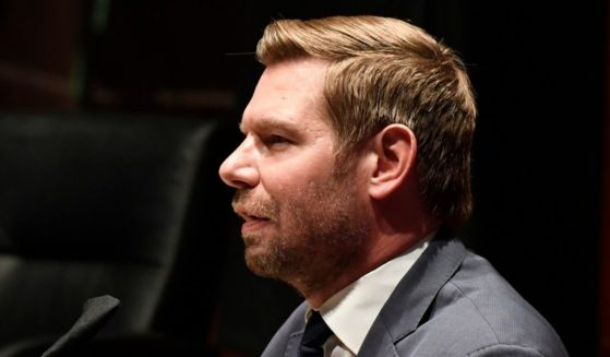 Democratic Rep. Eric Swalwell of California speaks during a House Judiciary Committee hearing on Capitol Hill in Washington on June 24, 2020.