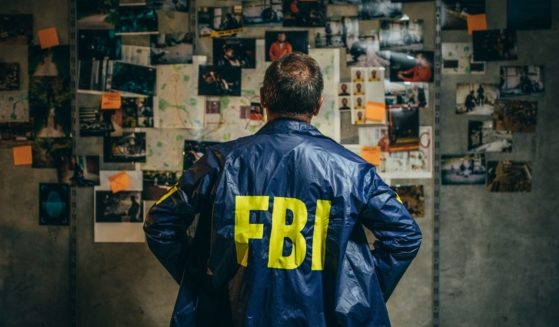 An FBI agent is pictured in the stock image above.
