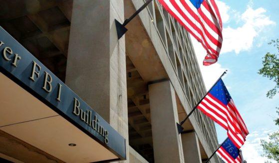 The FBI headquarters in Washington is seen on July 5, 2016.