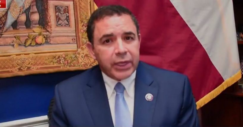 Democratic Rep. Henry Cuellar of Texas appears on Fox News to explain his plea to President Joe Biden and the Department of Homeland Security to stop releasing illegal migrants into the U.S.