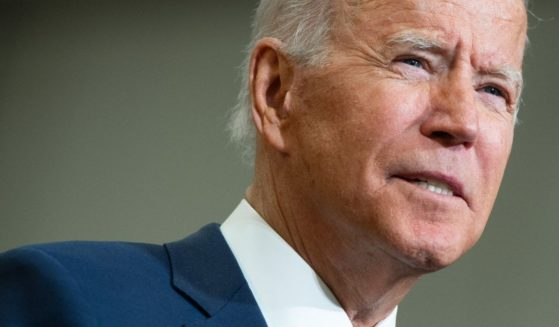 President Joe Biden speaks after touring McHenry County College in Crystal Lake, Illinois, on Wednesday.