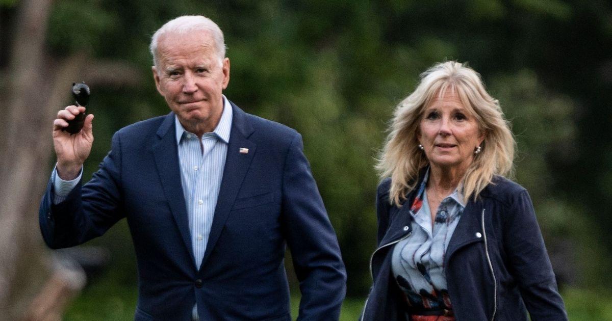 Joe and Jill.