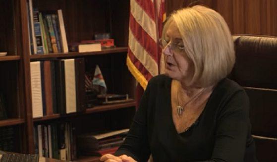Arizona state Senate President Karen Fann.
