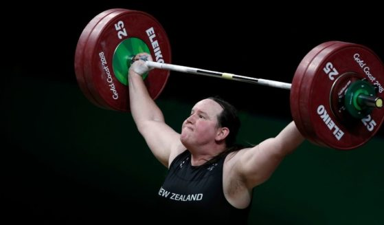 New Zealand's Laurel Hubbard, a man who identifies as female, is competing in women's weightlifting at the Tokyo Summer Olympics.