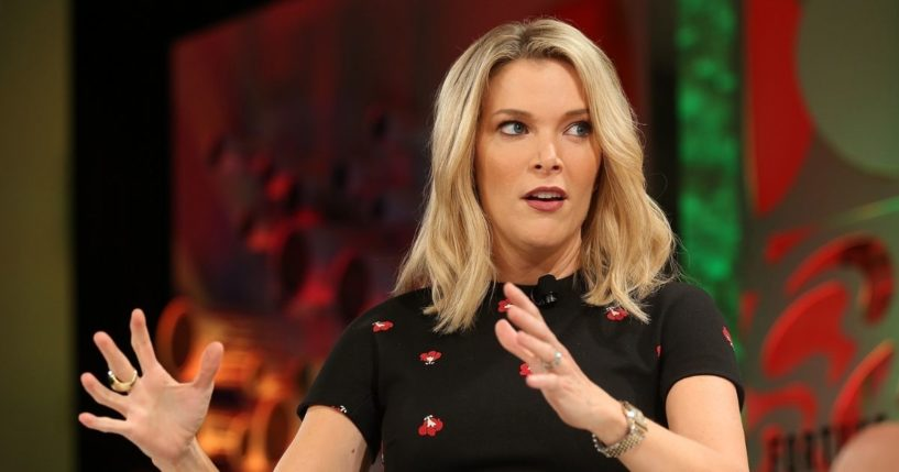 Journalist Megyn Kelly speaks onstage at the Fortune Most Powerful Women Summit 2018 at the Ritz Carlton Hotel on Oct. 2, 2018, in Laguna Niguel, California.
