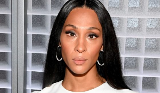 Mj Rodriguez attends the BET Awards at the Microsoft Theater in Los Angeles on June 27.