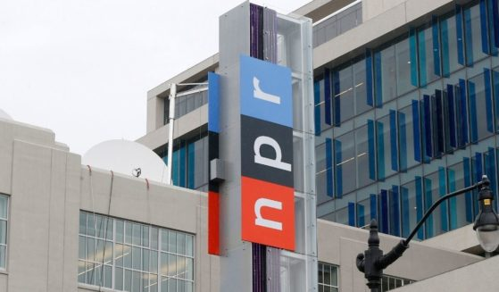 This April 15, 2013 file photo shows the headquarters for National Public Radio on North Capitol Street in Washington.