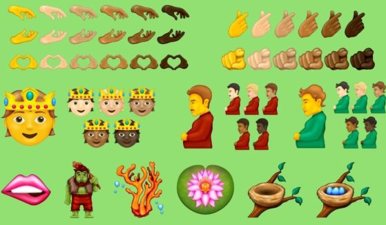 """Pregnant """"men"""" are among the emojis likely headed to your phone."""