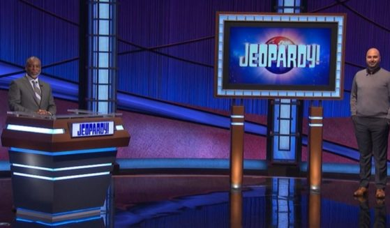 """Patrick Pearce broke the record for the lowest score ever achieved on the popular trivia game show """"Jeopardy!"""""""