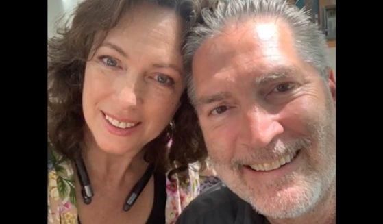 Paul and Marilyn Hueper.