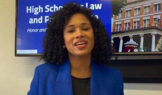 Paula Lev is the principal of the High School for Law and Public Service in Washington Heights, New York.