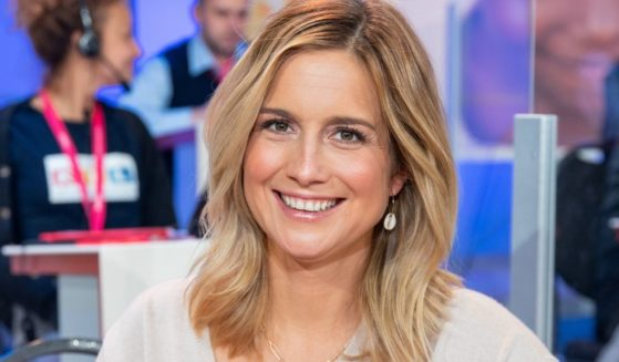 Susanna Ohlen attends the 25th RTL Telethon in Huerth, Germany, on Nov. 20, 2020.